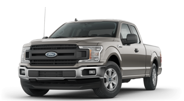 2020 Ford F-150 2WD Truck SuperCab Styleside